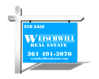 Weischwill Real Estate | Houses for sales, commercial & land in Yorktown, Cuero, and Nordheim Texas